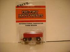 Ertl International Harvester Farm Wagon 1/64th scale No. 1755