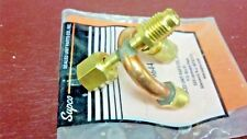 Refrigeration & Air Conditioning Service Valve Adapter, Turns 1 into 3 PORTS.