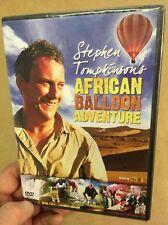 Stephen Tompkinson's African Balloon Adventure(R2 DVD)New+Sealed Jules Verne ITV