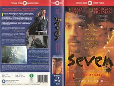 Seven (1995) VHS