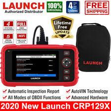 2020 Launch CRP129X PRO Car Diagnostic Scan Tool OBD2 Fault Code Reader TPMS EPB