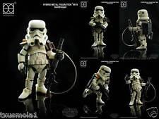 Star Wars Sandtrooper Herocross Hybrid Metal figuración HMF#019 Sandtrooper