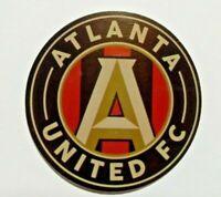 Atlanta United Sticker,  FC MLS, Soccer Team, decals, stickers for cars, windows
