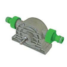 ATTACCO pompa acqua per l'uso con trapani elettrici di potenza e tubo 1800L per ora