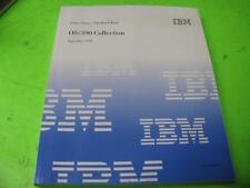IBM OS/390 COLLECTION SEPTEMBER 1999 ONLINE LIBRARY OMNIBUS EDITION MANUAL/GUIDE
