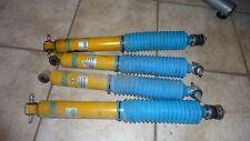 4 Bilstein Stoßdämpfer 24-024433 + 24-024426 Jeep Wrangler TJ
