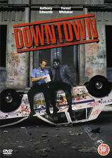 Downtown NEW PAL Cult DVD Richard Benjamin Anthony Edwards Forest Whitaker