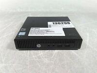 HP 260 G2 Mini PC Core i3-6100U 2.3GHz 8GB 0HD Boots No Power Supply