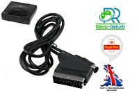 Scart Lead For Sega Saturn Console Brand New RGB SCART CABLE - UK