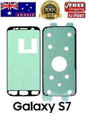 Samsung Galaxy S7 G930 G930F LCD Plate & Battery Back Cover housing Adhesive Set