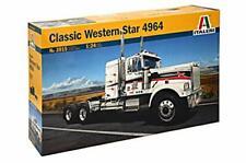 ITALERI TRUCKS - CLASSIC WESTERN STAR lorry model kit
