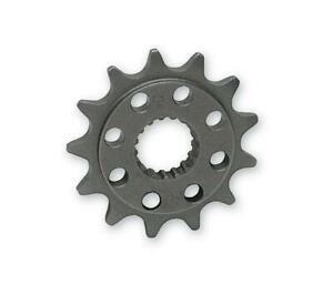Parts Unlimited Front Sprocket 520-14T - Honda XL175 CB/CL200 CR250 MR250 MT250