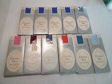 Vintage- Lot Of 11 Christian Dior Pantyhose -Made In Uk-One Size-New Old Stock
