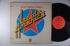 JUGGY MURRAY JONES Inside America DISCO LP JUPITER
