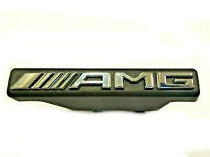 Emblem Logo Schriftzug Kühlergrill Mercedes C-Klasse W205 C63 AMG Panamericana