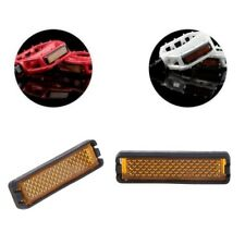 4 Pcs/Set Bicycle Pedal Reflector Safety Night Cycling Reflective Bike Accessory
