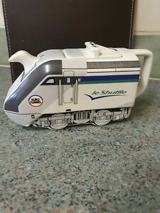 Vintage Le Shuttle Collectable Teapot - James Sadler and Sons - Good Condition