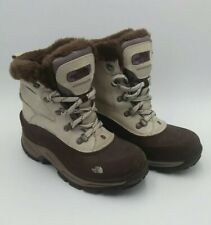 THE NORTH FACE WATERPROOF Winter BOOTS women size 6
