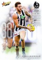 ✺Mint✺ 2019 COLLINGWOOD MAGPIES AFL Card JEREMY HOWE Footy Stars
