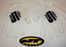 JT Racing Vintage Beaded Gloves w/Free JT Decal & Free Shipping! Cap MX SX