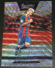 2016-17 Select Lionel Messi Equalizers #10 FC Barcelona 2017 Prizm Thick Insert