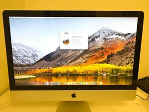 Apple iMac 27-inch Late 2009!!