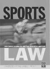 Sports Law,Simon Gardiner