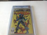 AMAZING SPIDER-MAN 225 CGC 9.8 WHITE FOOLKILLER COOL YELLOW COVER MARVEL COMICS