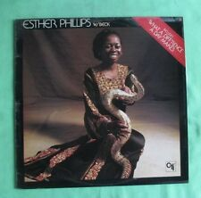 Esther Phillips ft Beck- What A Difference A Day Makes