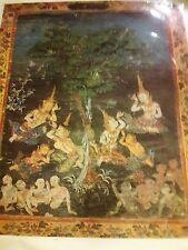 "Vessantara Jataka- Jim Thompson's ' House on the Klong"" 13 High Quality Prints"