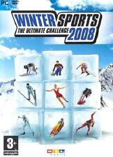 Winter Sports - The Ultimate Challenge 2008 PC DVD-Rom