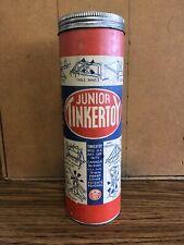Vintage Junior Tinker Toys!