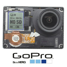 GoPro HERO 3 Black Edition 12MP HD Action Camera No Face Plate Side/Back Doors