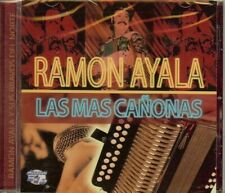 RAMON AYALA - LAS MAS CANONAS - CD - NEW - SEALED