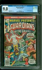 Marvel Presents 7 CGC 9.0 VF/NM Guardians of the Galaxy Yondu Starhawk