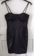 Ladies dress H&M UK size 12 with adjustable straps knee length, lined