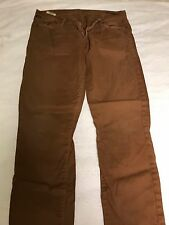 Citizen Of Humanity Light Brown Stretch Jeans, Size 32*****