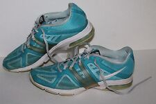 Nike Max Trainer Excel Running Shoes, #429663-400, Sky Blue/Grey, Women's 7.5