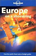 Lonely Planet Europe on a Shoestring McNeely, Scott Paperback