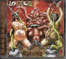 LORD GORE-RESICKENED-CD-impetigo-ghoul-blood freak-frightmare-mortician-carcass