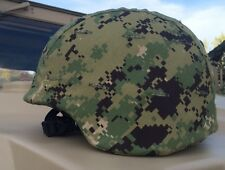 Navy AOR 2 Digital Army camouflage MICH TC2000 Helm Bezug Seals helmet cover