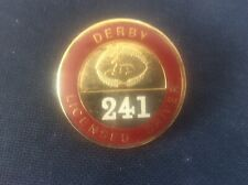 Corgi Classics Diecast DERBY Licensed Bus Driver Enamel Badge Cap Badge Deer
