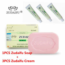 3PCS Skin Care Cream Plus 1PCS Sulfur Soap
