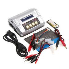 80W 6A IMAX B6 LiPo/LiFe/Lion/NiMH/NiCD/Pb AC/DC Battery Balance Charger Alarm