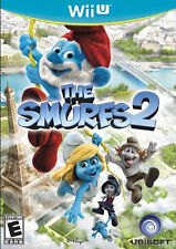 BRAND NEW SEALED WII U -- The Smurfs 2 (Nintendo Wii U, 2013)