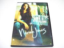 Norah Jones - Live in New Orleans DVD 2002