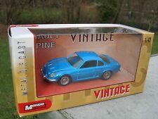 1/43  RENAULT Alpine A110  bleue  !!