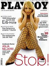 Playboy Mai/05/2006    ANJA NEJARRI & SABRINA PREIßER