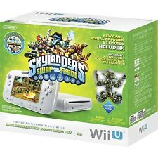 -/*BRAND NEW*- NINTENDO Wii U 8GB Console w/ Skylanders: SWAP Force Basic Set!