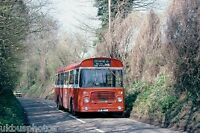 London Transport BL3 Downe 23rd April 1978 Bus Photo